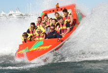 Gold Coast Adventure Jet Boat Rides