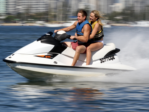 Gold Coast Jet Ski Hire Surfers Paradise
