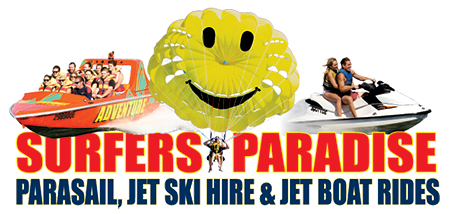 Surfers Paradise Parasail, Jet Ski, Jet Boating Gold Coast